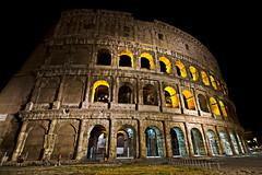 Roma - Coliseo (XIKOMDV) Tags: colosseo coliseo roma noche night gladiator eterna