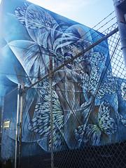 Breathe by Amanda Lynn (wiredforlego) Tags: graffiti mural streetart urbanart aerosolart sanfrancisco california sfo