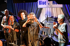 I'm so famous (aleadam) Tags: concert jazz piano keyboard chickcorea stevegadd bluenote tour