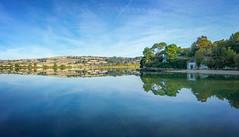 Saltram Reflections (Rich Walker75) Tags: saltram plymouth devon reflection reflections landscape landscapes landscapephotography water river beach sky england iphone iphone6s