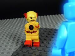 I Saw God (MrKjito) Tags: lego super heroes dc rebirth reverse flash doctor manhattan i saw god batman 21 22 speed force