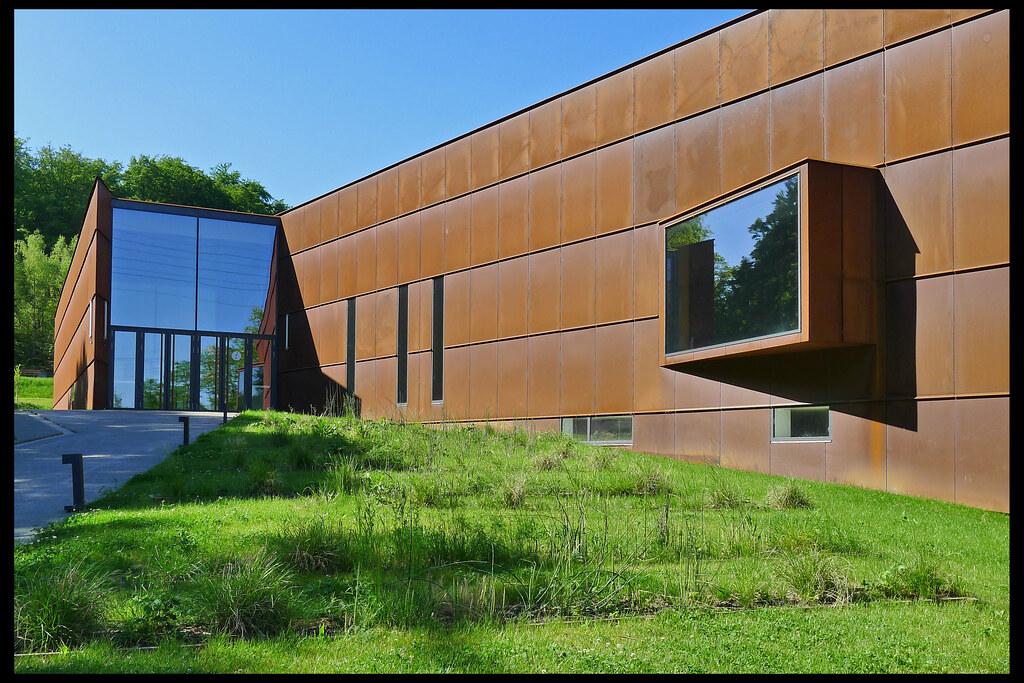 The world 39 s best photos of cortensteel flickr hive mind - Architectuur staal corten ...