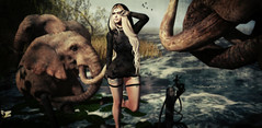 # ♥214 (sophieso.demonia) Tags: foxy serendipity pervette chic princess arabic tattoo kinky event le six salem