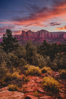 Morning Colors   Sedona, AZ
