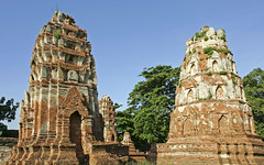 Amazing Abstract_016 (Ehab A.Saleh) Tags: asia ayutthaya maha mahathat religion siam thailand that wat architecture belief buddhism buddhistic building buildings creed cult cultural exterior faith green greens history outdoor outdoors outside pagoda pagodas photo place religious ruin ruins sanctum sanctums site stone stony temple temples thai tower towers vegetation worship
