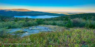 Eagle Lake - In the shadows of Cadillac Mountain