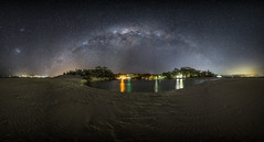 Night Shores 80 (Alien Shores Imagery) Tags: jervisbay nightshores milkyway space nightsky stars beaches
