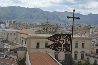Antica banderuola dalla cupola della chiesa del SS. Salvatore