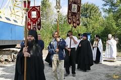 31. Первая литургия в с. Адамовка