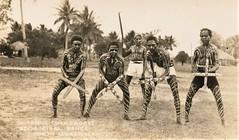 Windmill Corroboree, Aboriginal Dance, North Queensland - very early 1900s (Aussie~mobs) Tags: vintage northqueensland australia aborigine windmillcorroboree dance native indigenous aussiemobs