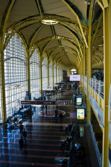 Concourse vertical (ramseybuckeye) Tags: concourse reagan national airport washington dc