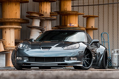 Widebody Corvette | Incurve Forged IF-10 (Incurve Wheels) Tags: corvette supervette supervettes z06 zr1 chevy chevrolet widebody stance fitment slammed huracan libertywalk grandsport c7r incurve concave wheels rims custom muscle car musclecar