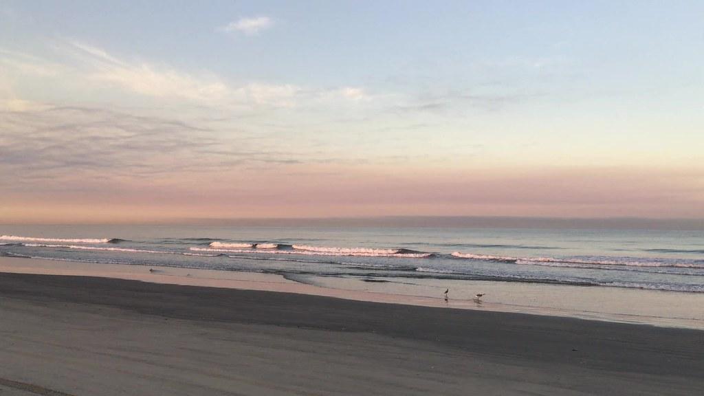 Silver Strand State Beach (video)