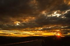 HOT Sunset (mmalinov116) Tags: hot sunset view beautiful sun clouds shadows beauty