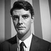 (Fidere) Tags: portrait male film illford rollei rolleiflex analog v700 black white monochrome pensacola florida flash medium format 120
