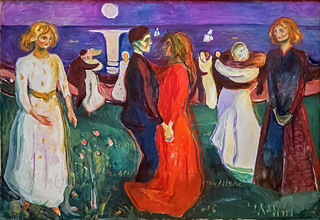IMG_9300.CR2_G5 X_03SEP17_The Dance of Life 1925 by Edvard Munch _SFMOMA loan from Munch Museum, Oslo