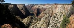 Zion NP_107 (Thomas Jundt + CV) Tags: angelslanding eastmesatrail nationalpark panorama usa utah zioncanyon zionnp