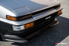 "WORK Equips 40 - Toyota AE86 Corolla S2k Turbo Swap • <a style=""font-size:0.8em;"" href=""http://www.flickr.com/photos/64399356@N08/37364910672/"" target=""_blank"">View on Flickr</a>"