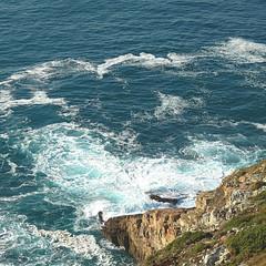 Acantilado de Cabo Vidio (nuska2008) Tags: nuska2008 nanebotas cabovidio acantilado marcantábrico asturias rocas espuma olympussz30mr principadodeasturias vértigo litoral azules naturaleza sea bulue españa harmonyoftheseas