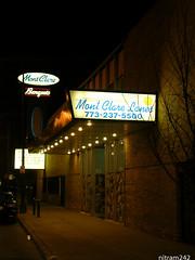 Old Mont Clare Lanes (nitram242) Tags: abandoned chicago bowling montclare harlem demolition