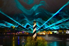 Raleigh, NC (smcochr2) Tags: lighthouse fair state nc northcarolina blue laser light color reflection