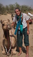 Rajasthan - Jaisalmer - Desert Safari with Camels-28