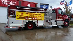 Evansville Fire Department Pancake and French Toast Feed