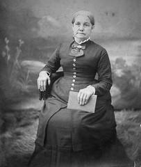 1891 or so - Susan [Weiser] Rouch