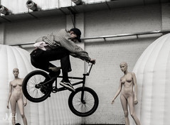 Canon Experience Days Brussels (Jojo_VH) Tags: action bmx brussels canon canonexperiencedays lightroom tourtaxis workshop