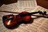 vi1 (!! joker !!) Tags: violin music piano sheet nikon d90 new old تصوير نيكون كمان موسيقى