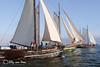 DSCF0262 (ellyvveen) Tags: enkhuizen ijsselmeer klipperrace schepen klippers klipper waterwolf zeilen zeil wind hijsen varen zuiderkerk drommedaris race wedstrijd