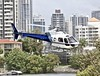 Chopper Time (*SIN CITY*) Tags: goldcoast gc600 chopper helicopter 7d canon transport travel power horsepower blades air passenger queensland qld view bell turbo jet jetengine tour
