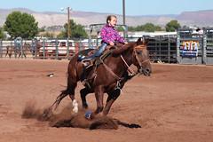 Arizona Junior Rodeo (twm1340) Tags: horse event barrel race racer racing rodeo arena verdevalley fairgrounds cottonwood az 2017 oct october