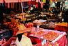 "Chiang Mai Markets. (ol'pete) Tags: chiangmai เชียงใหม่ market ตลาด thailand ประเทศไทย worrawot ตลาดวโรรส clothing fruit flowers gold jewlery popular เมือง ""canon7dmk2"" earthasia"