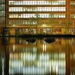 Urbanes Gewässer am Potsdamer Platz thumbnail
