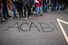 #Manif10octobre #Nantes: plutôt #ACAB-onnistes que #MACRON-nistes ! (ValK.) Tags: gameoftags loitravailxxl pjlterrorisme loitravail cabanedupeuple etatdurgencepermanant maisondupeuple nantes politique valk demonstration fonctionpublique graff graffiti greve intersyndicale manifestationunitaire social tag france fr