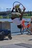 Midair Flip (Scott 97006) Tags: man jump flip hoop height show entertainment
