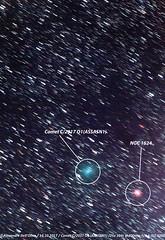 C/2017 O1 (ASASSN1) (achrntatrps) Tags: nightshot d5300 nikon photographe photographer alexandredellolivo dellolivo lachauxdefonds suisse nuit night nacht achrntatrps achrnt atrps radon200226 radon etoiles stars sterne estrellas stelle astronomie astronomy nicht noche notte nikkorafs200400mmf4 suivi astrophotographie eosforastro astrotrac320x hiiregion halpha cometc2017o1asassn1 comète ngc1624 astrometrydotnet:id=nova2272591 astrometrydotnet:status=solved