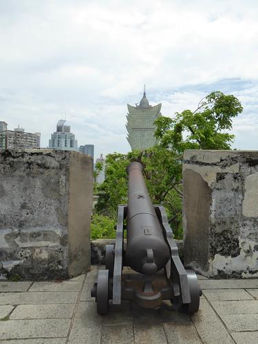 Fortaleza do Monte, Macau