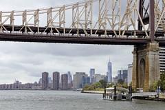 r_171016116_beat0065_a (Mitch Waxman) Tags: citywideferry eastrivershoreline newyorkcity newyorkharbor queensborobridge rooseveltisland newyork