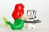 Leg-o Shopping (Oky - Space Ranger) Tags: lego disney princess little mermaid ariel ursula legs bricklink