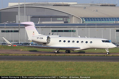 VP-CGN | Gulfstream G650 | Private (james.ronayne) Tags: vpcgn gulfstream g650 private glf6 gvi