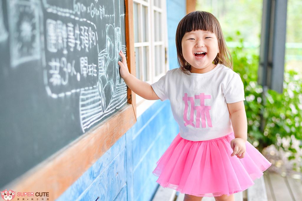 寶寶寫真,兒童寫真,小朱爸,SUPERCUTE