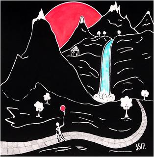25. DSCF7435 The sapphire waterfall by #JS2017