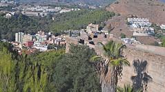 20171029_161356_HDR (uweschami) Tags: spanien espania malaga urlaub stadt alcazaba gibralfaro santaiglesia museopicasso plaza hafen mittelmeer