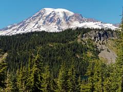 Mount Ranier (wirehead) Tags: em5mk2 mountain landscape 25mm14 mountrainiernationalpark