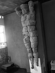 He's a column! He's SUPEr Telemon! (grannie annie taggs) Tags: atlas telemon ancient sculpture history agrigento