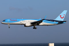 G-OOBH_01 (GH@BHD) Tags: goobh boeing 757 757200 b757 b752 by tom tui thomsonairways tuiairlinesuk ace gcrr arrecifeairport arrecife lanzarote aircraft airliner aviation