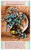 Greetings Card - Birthday (pepandtim) Tags: postcard old early nostalgia nostalgic greetings card birthday saturday blue flowers vase 35bgc43