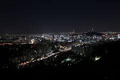 View from Ansan in Seoul, Korea (mbphillips) Tags: korea 한국 韓國 seoul 서울 首尔 mbphillips canonefs1018mmf4556isstm ansan 안산 鞍山 canon80d asia 亞洲 fareast アジア 아시아 亚洲 cityscape paisajeurbano 城市景观 城市景觀 도시풍경 skyline